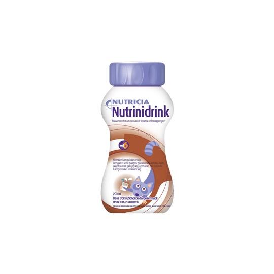 NUTRINIDRINK CHOCOLATE 200 ML
