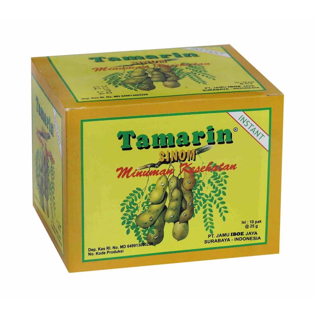 JAMU IBOE TAMARIN IBOE HEALTH DRINK 25 G