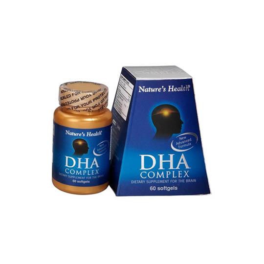 NATURE'S HEALTH DHA COMPLEX 500 MG 60 KAPSUL