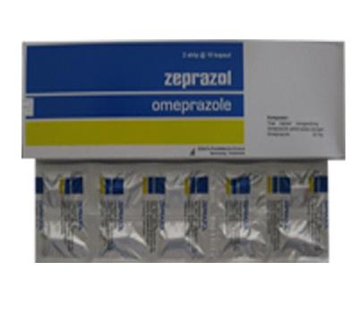 ZEPRAZOL KAPSUL 20 MG