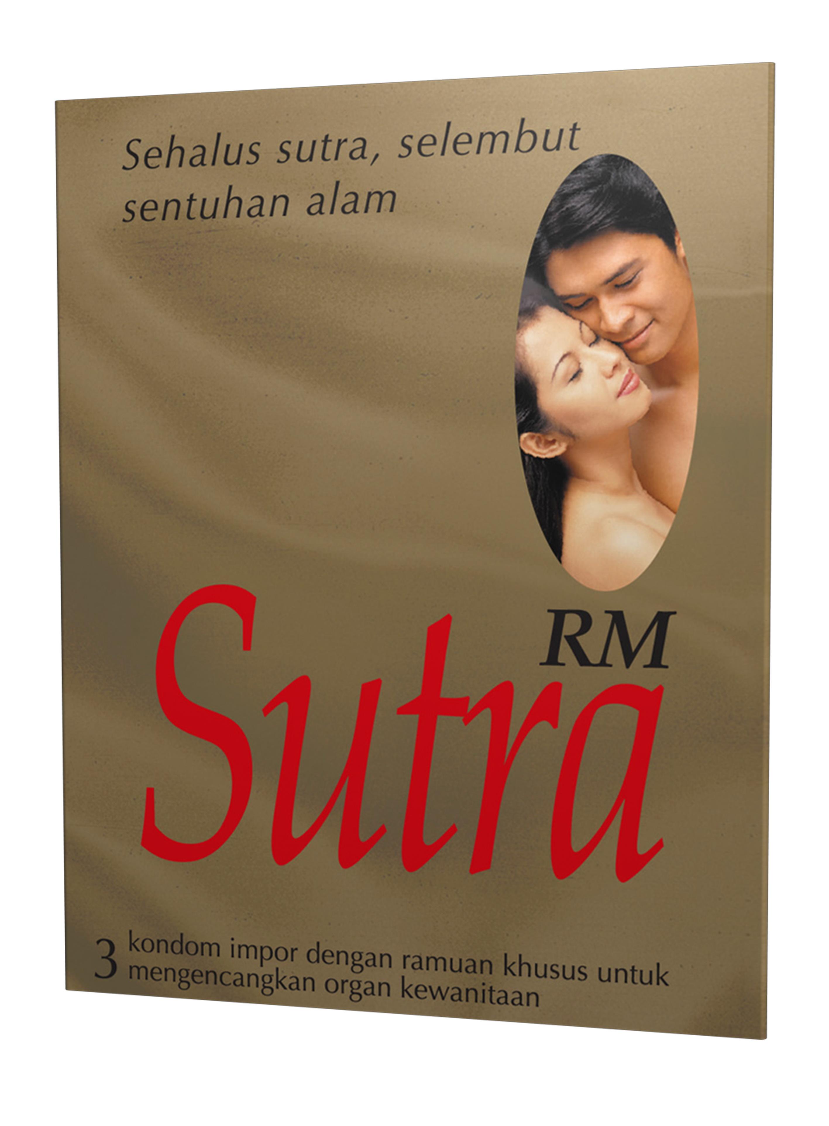 KONDOM SUTRA RM 3'S