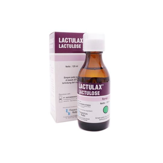 LACTULAX SIRUP 120 ML