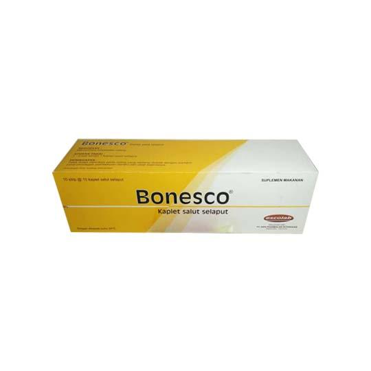 BONESCO 100 MG 10 KAPLET