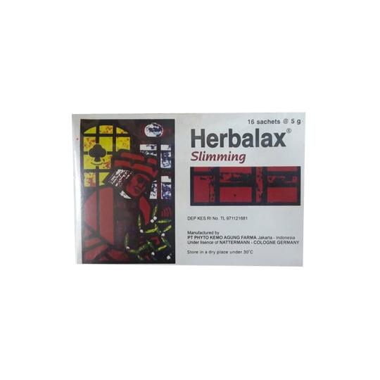HERBALAX 5 G 16 SACHET