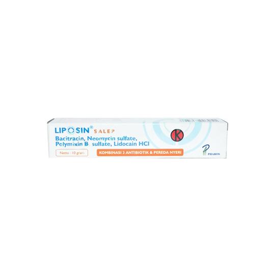 LIPOSIN SALEP 10 G