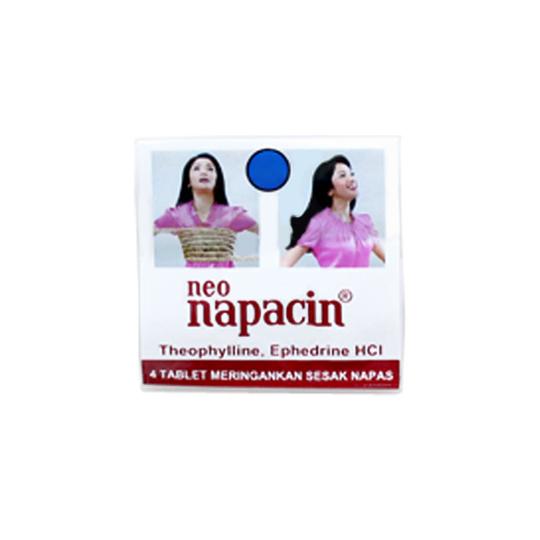 NEO NAPACIN 4 TABLET