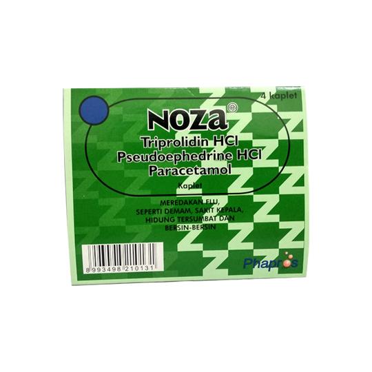 NOZA 4 KAPLET
