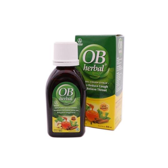 OB HERBAL 60 ML