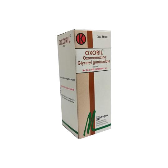 OXORIL SIRUP 60 ML