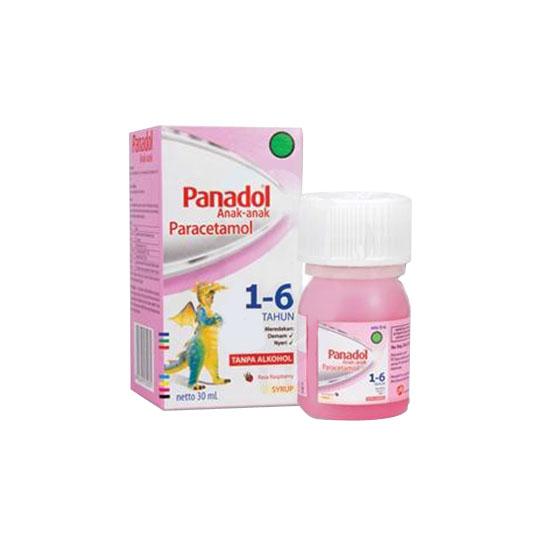 PANADOL ANAK-ANAK 1-6 SIRUP 30 ML