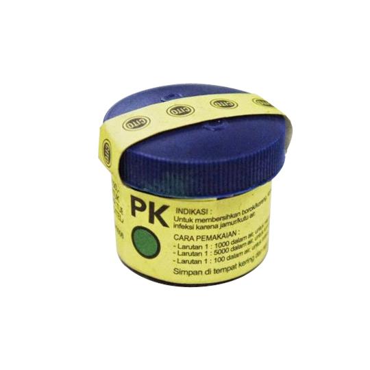 PK (PERMANGANAS KALIUM) 5 G
