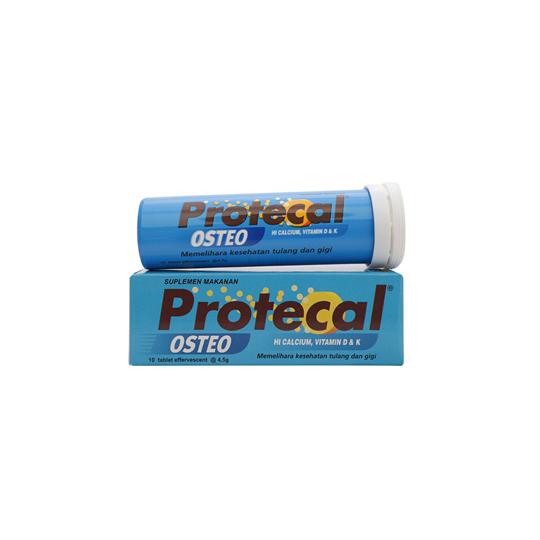 PROTECAL OSTE EFFEVERCENT TUBE