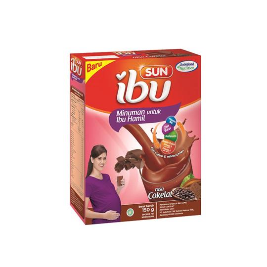 SUSU SUN IBU HAMIL COKLAT NEW 150 G