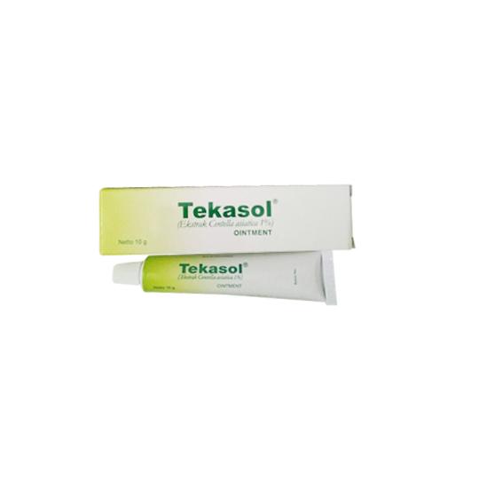 TEKASOL OINT 1% 10 G