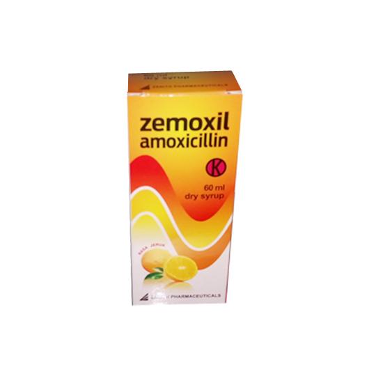 ZEMOXIL SIRUP 60 ML