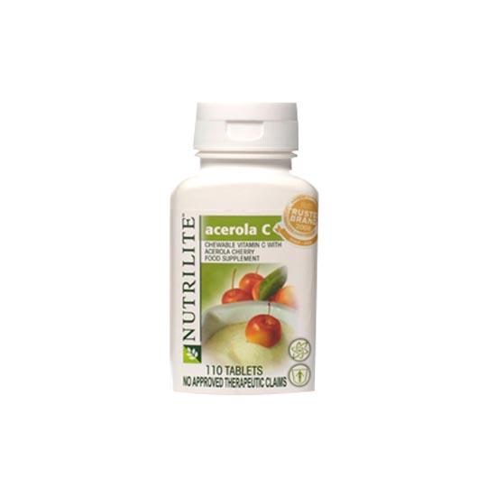 AMWAY NUTRILITE ACEROLA C 110 TABLET