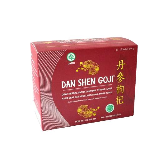 DAN SHEN GOJI 12'S