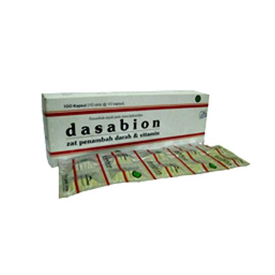 DASABION 10 KAPSUL