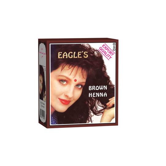 EAGLE'S HENNA BROWN