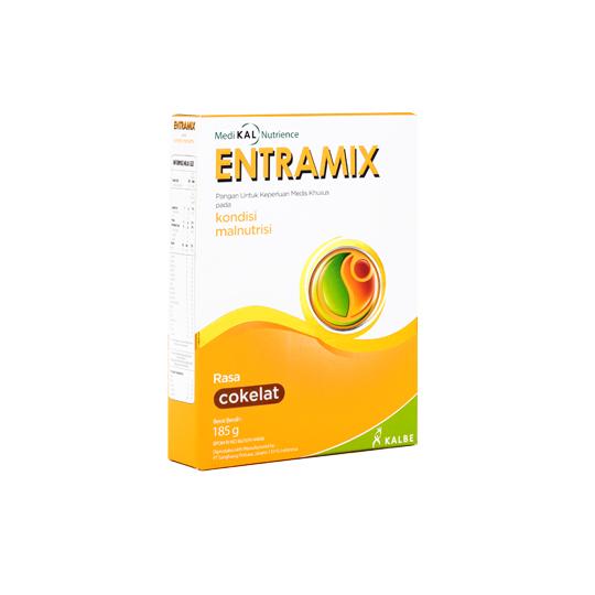 ENTRAMIX COKLAT 185 G