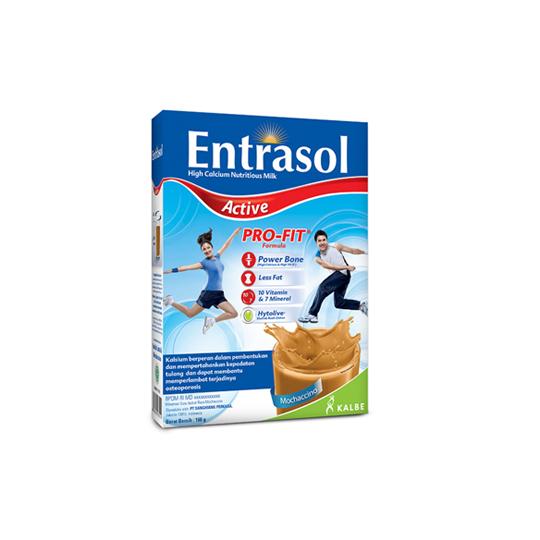 ENTRASOL ACTIVE MOCHACINO 160 GR