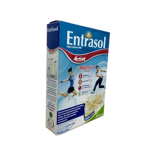 ENTRASOL ACTIVE VANILLA LATTE 160 GR