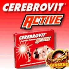 CEREBROVIT ACTIVE KAPSUL