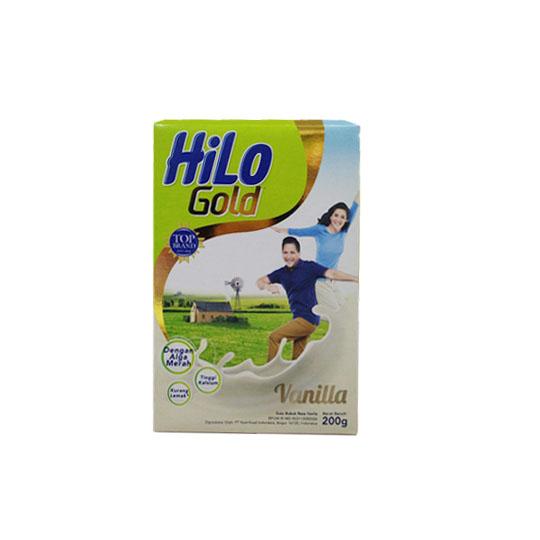 HILO GOLD VANILLA 200 G