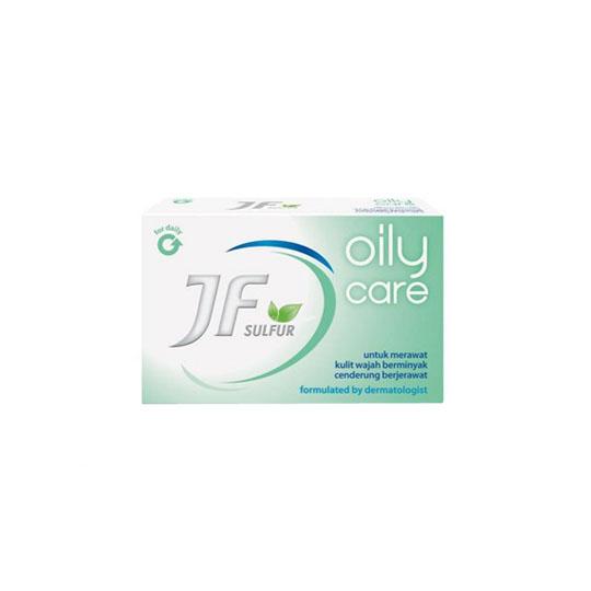 JF SULFUR OILY CARE SOAP 65 GRAM
