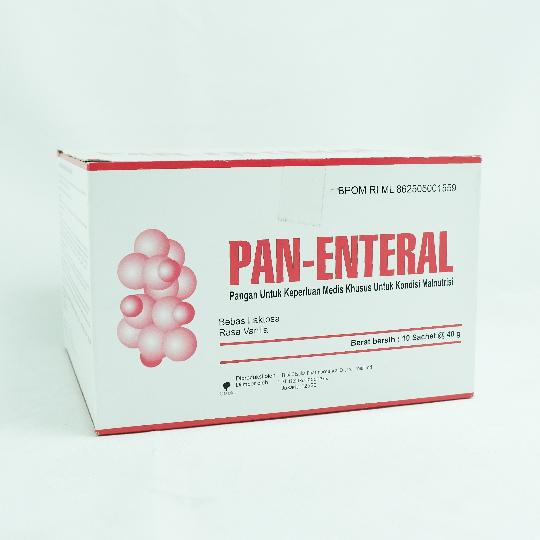 PAN ENTERAL SACHET 40 GR