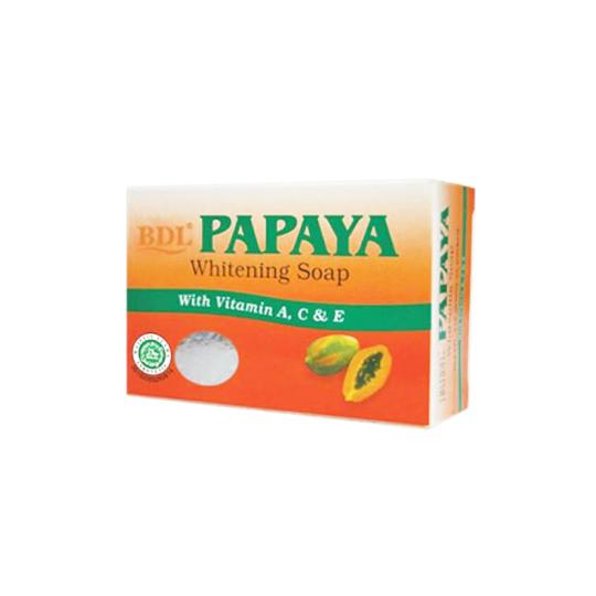 PAPAYA WHITENING SOAP 135 GR