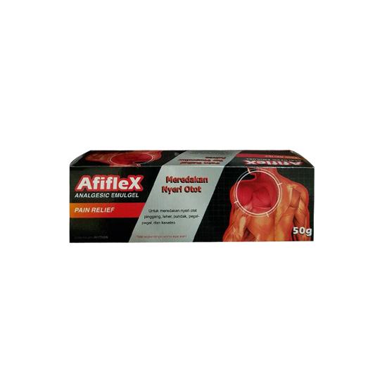 AFIFLEX EMULGEL 50 G