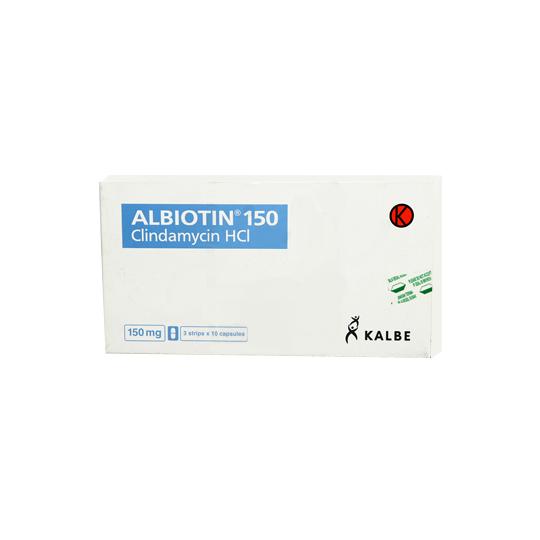 ALBIOTIN 150 MG 10 KAPSUL