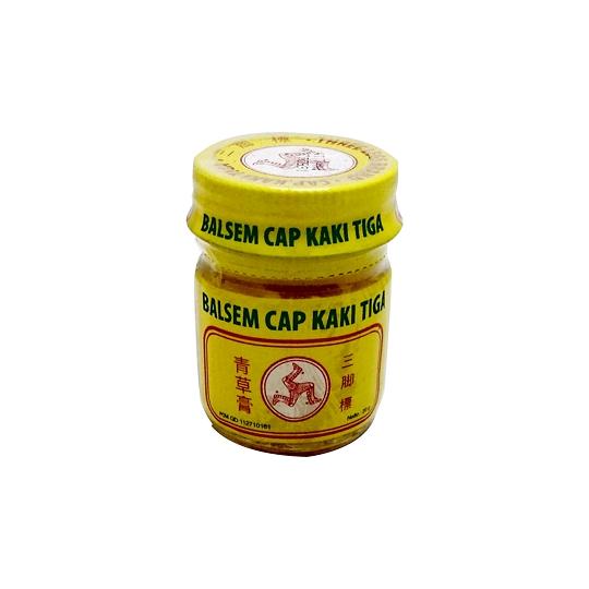 BALSEM KUNING CAP KAKI TIGA 36 GRAM