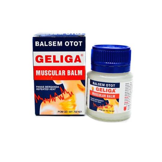 BALSEM OTOT GELIGA MUSCULAR BALM 10G