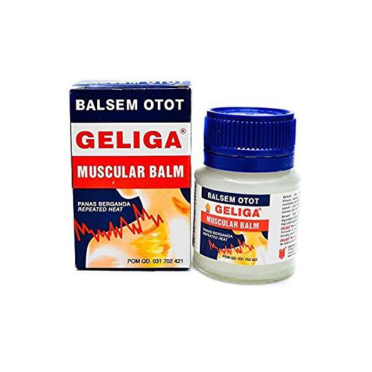 BALSEM OTOT GELIGA MUSCULAR BALM 20G