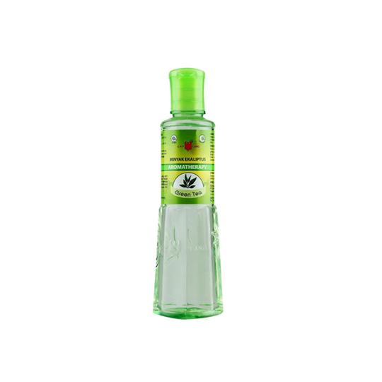CAP LANG MINYAK EKALIPTUS AROMATHERAPY GREEN TEA 120 ML