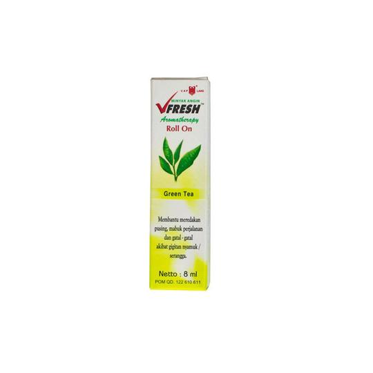 Cap Lang V Fresh Green Tea Roll On 8 ml