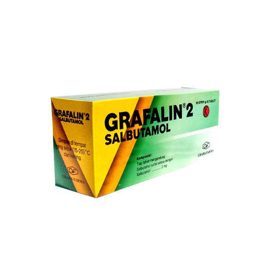 GRAFALIN 2MG 10 TABLET