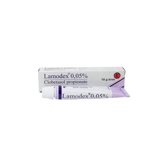 Lamodex Cream 0.05% 10 g