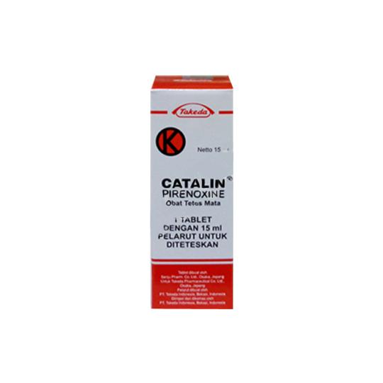 CATALIN EYE DROPS 15 ML