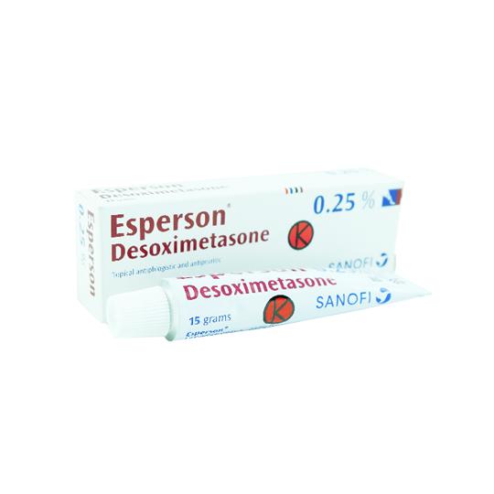 ESPERSON CREAM 0.25% 15 GR