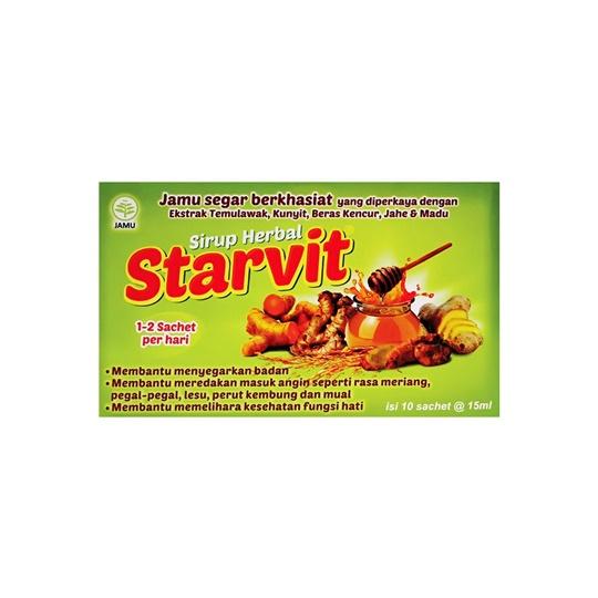 STARVIT HERBAL 15 ML