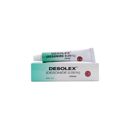DESOLEX 0.05% CREAM 10 G