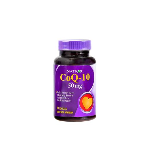 NATROL COQ-10 30 KAPSUL