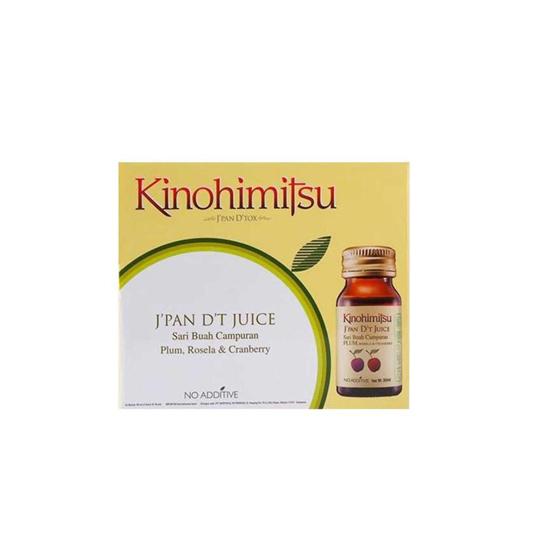 KINOHIMITSU JPAN DT JUICE 3 BOTOL