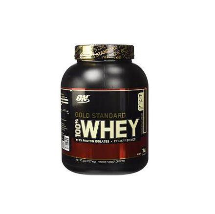 Optimum Whey Gold Dbl Chocolate 5Lbs