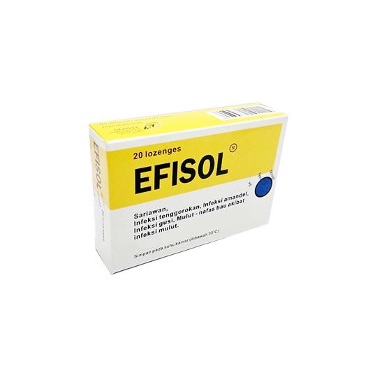 EFISOL 20 TABLET