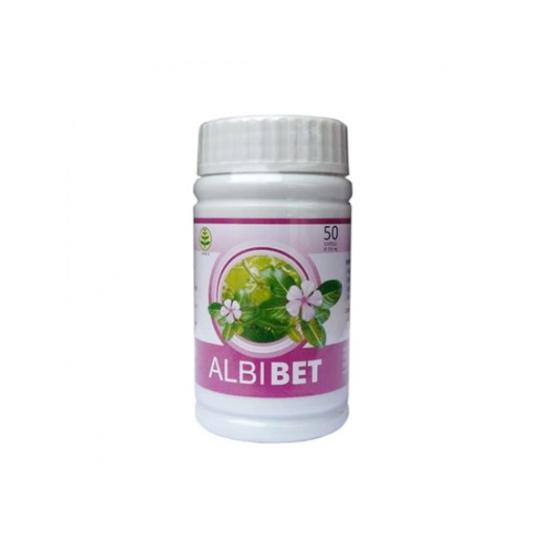 ALBIRUNI ALBIBET 50 TABLET