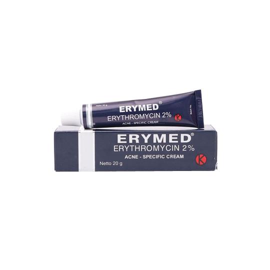 ERYMED 2% CREAM 20 G